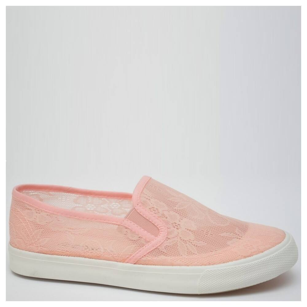 Rose slipon
