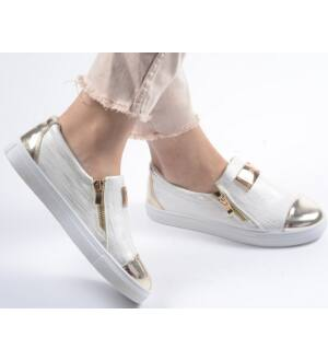 Whitelady slipon