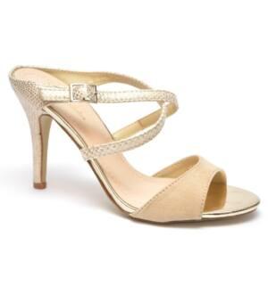 Shaina arany papucs
