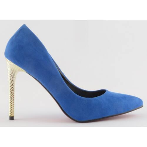 Royalblue shoes