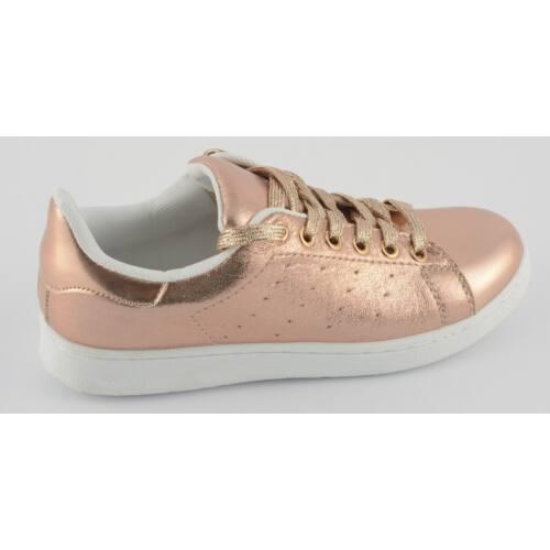Noname rosegold cipő