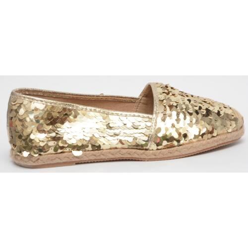 Goldflitter cipő