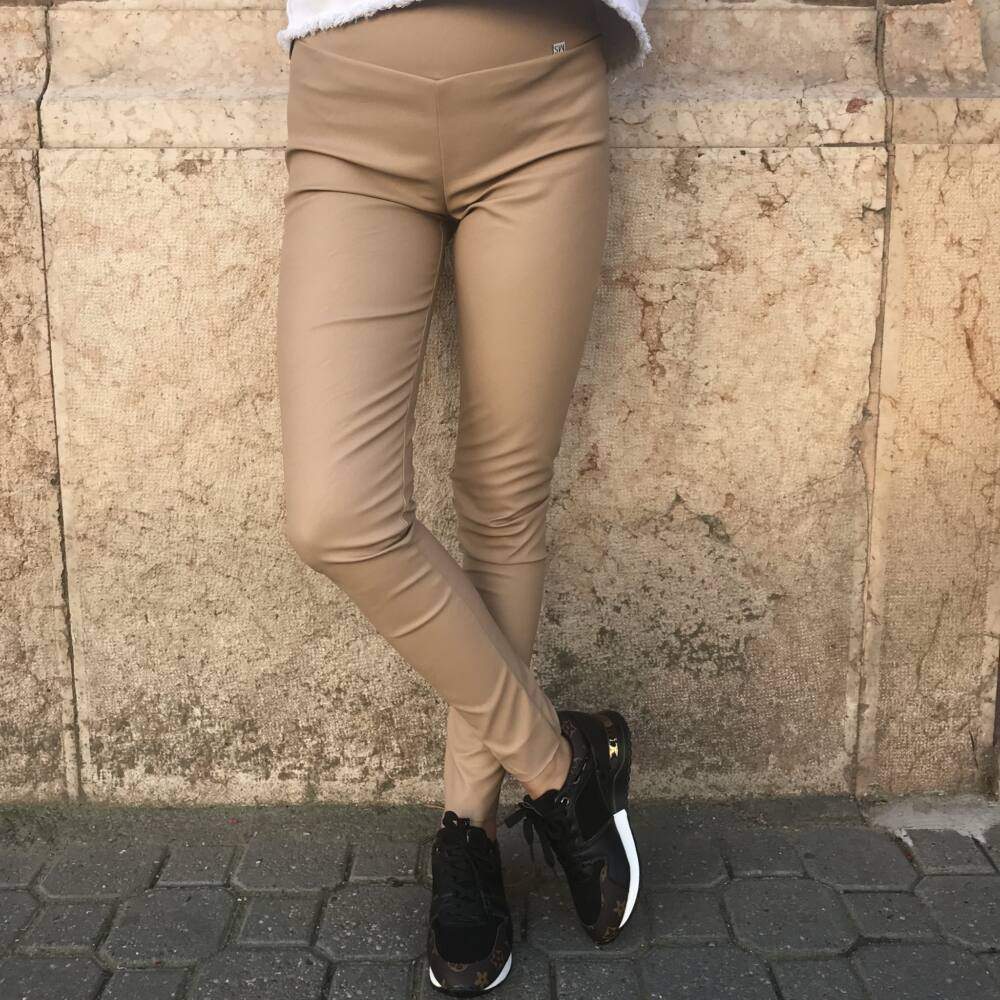 MYSECRET bőrleggings