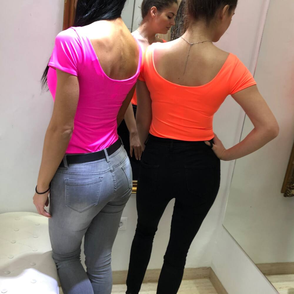MySecret Basic Neon body