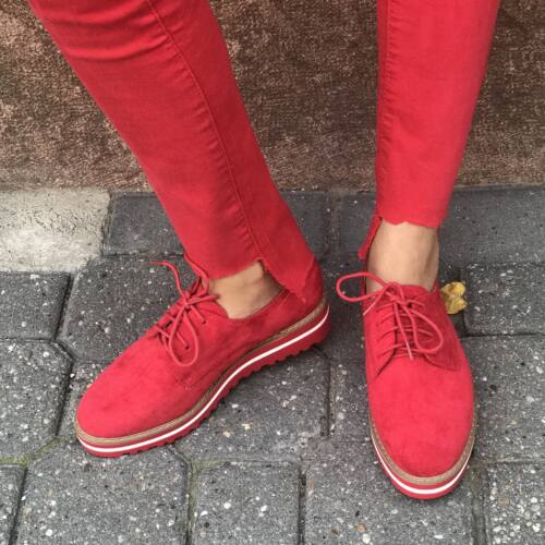 Oxford Red cipő