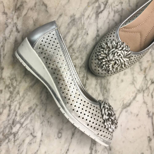 Flower cipő